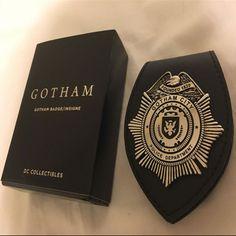 Gotham City Police Badge