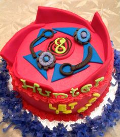Birthday Cakes - *Beyblade Stadium