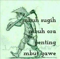 Character Drawing, Islamic Quotes, Quran, Captions, Motivational Quotes, Life Quotes, Javanese, Faith, Humor