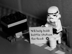 60 Funny and Geeky Star Wars Scenes Recreated with LEGO - Photo - TechEBlog