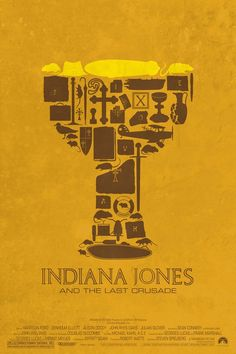 This is going to be a great year for Indiana Jones fans. The entire film trilogy (plus Indiana Jones and the Kingdom of the Crystal Skull) hits Blu-Ray Indiana Jones, Indiana Map, Best Movie Posters, Minimal Movie Posters, Harrison Ford, Love Movie, Movie Tv, Poster Minimalista, Alternative Movie Posters