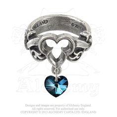 Alchemy of England - R199 - The Dogaressa's Last Love Ring, $26.25 (http://www.alchemyofengland.com/r199-the-dogaressas-last-love-ring/)