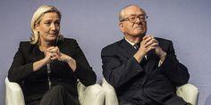 Jean-Marie Le Pen balance en pleine prises d'otages un appel au vote pour Marine Le Pen