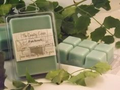 Patchouli Scented 100 Soy Wax Melt  Maximum by TheCountryEscape, $2.95