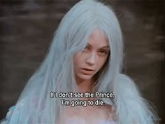 From the film Rusalochka. This version is one of the better film adaptations of The Little Mermaid.
