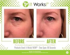 Crazy#Resultswith ItWorks WOW????Wow everyone when you turn back the hands of time in just 90 seconds!? #WOW, #reverse, #love, #90sec #trytoday