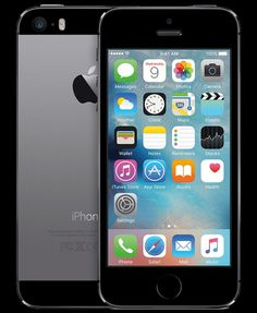 iPhone 5s - 16GB  - Unlocked SIM Free Grey
