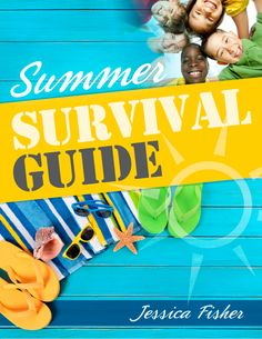 Ready to rock the summer and prevent childhood boredom and crazy moms? The Summer Survival Guide provides everything you need to enjoy summer fun. Wilderness Survival, Survival Prepping, Survival Skills, Survival Gear, Survival Weapons, Survival Hacks, Apocalypse Survival, Survival Shelter, Survival Equipment