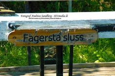 Fagersta Sluss