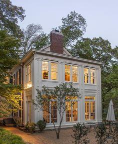 "southernhi-life: "" Mountain Brook Historic Restoration KRUMDIECK A+I """