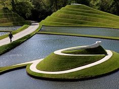 Serenity in the Garden: Jupiter Artland and its Life Mounds by Charles Jencks