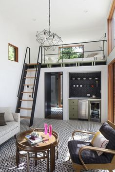 Casual Cool Style: A Must-See Tiny Home Full of Inspiration — Dwell