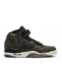 2bed8a749c25 Air Jordan 5 Retro Prem HC Heiress Black Black Light Bone 919710 030