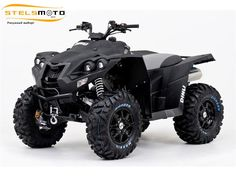 ATV STELS 800 Dinli. Hello, Beautiful!