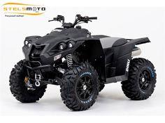 ATV STELS 800 Dinli. Hello, Beautiful!