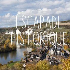 Située dans le département de l'Eure, la ville des #Andelys offre un îlot de verdure dans une jolie #vallée au cœur des boucles de la #Seine. Profitez des paysages fabuleux de #Normandie et imprégnez-vous de l'histoire médiévale du Château-Gaillard.  #Belambra #Eure #France