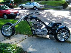Custom VW Trikes | Custom Motorcycles, Choppers, Trikes | Motorcycle Co UK lists