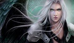 Final Fantasy 7.Sephiroth by AksaArt.deviantart.com on @deviantART