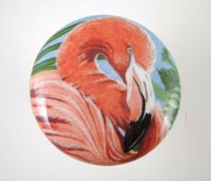 Tropical Pink Flamingo Mingo Wine Cork Bottle Topper by Downeast Concepts. $6.88. Sturdy cork stopper. approx 2 1/2 inches high. Ceramic bottle topper. Fits standard wine or cider bottles. Makes a great gift, especially when paired with your favorite bottle of wine.