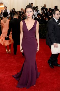 Selena Gomez | All The Pretty Dresses From The 2014 Met Ball