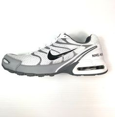 reputable site 7e626 62d27 Nike Air Max Torch 4 Running Training Shoes White Size 10.5 Mens 343846-100
