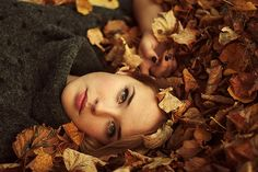 Autum leaves 2 | which photo is better, this or the next? | Naira Oganesyan | Flickr