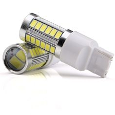 2pcs Car led T20 W21W 7440 WY21W 33 LED 5630 5730 SMD car Backup Reserve Lights auto brake light fog lamps 12V red yellow -  http://mixre.com/2pcs-car-led-t20-w21w-7440-wy21w-33-led-5630-5730-smd-car-backup-reserve-lights-auto-brake-light-fog-lamps-12v-red-yellow/  #CarLightSource