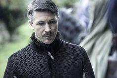 "Game of Thrones: Petyr Baelish/Littlefinger (Aidan Gillen) season 6 episode 4 ""Book of the Stranger) Game Of Thrones Episodes, Game Of Thrones Cast, Game Of Thrones Funny, The Stranger, Lord Baelish, Petyr Baelish, Eddard Stark, Sansa Stark, Watchers On The Wall"