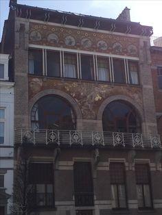 Rue Defaqcs Bruxelles St Gilles