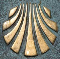 Coquille saint Jacques au musée de la Cathédrale de Saint-Jacques-de-Compostelle