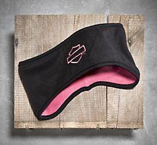Pink Label Fleece Earwarmer