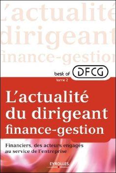 Lactualité du dirigeant finance-gestion  Tome 2