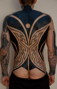 Tattoo Inspiration: Gerhard Wiesbeck