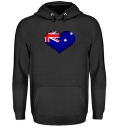 Australien Herz Flagge T-Shirt Perth, Brisbane, Great Barrier Reef, Commonwealth, Work And Travel Australien, Single Women, Australia Travel, Hoodies, Sweatshirts
