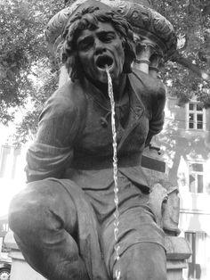 Brunnen Most Beautiful Cities, Vienna, Austria, Switzerland, Germany, Statue, World, The World, Fonts