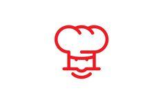 Papa Logo / bakery / pizza / chef / master / food / bread