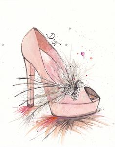 Dior Wedding   Art Print  8x10 by claireswilson on Etsy, $25.00