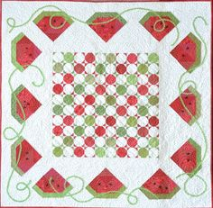 Summer Slices quilt pattern at Jillily Studio