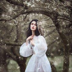 As lindas fotografias fashion com um toque de surrealismo e fantasia de Margarita Kareva
