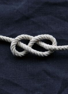 linen + rope | #nautical