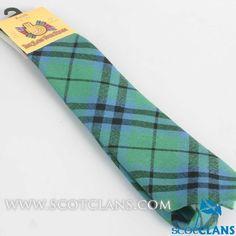 Clan Keith Ancient Tartan Tie