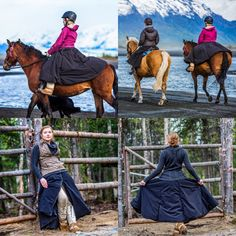Full Arctic Insulated Riding Skirt. Waterproof, breathable, super light insulation. Incredibly warm, acts as a quarter sheet on horses back.