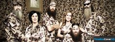 Duck Dynasty 5 Timeline Cover 850x315 Facebook Covers - Timeline Cover HD