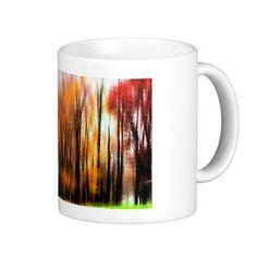 Fall trees of Bucks County Coffee Mug #zazzle #mug #bucksCounty