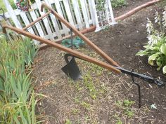 Plow Blades Old Rusty Farm Garden Decor Cottage Chic Project