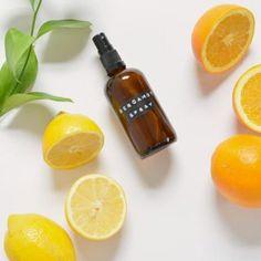 Spray parfumé au citron et lavande pour le linge - Marie Claire Idées