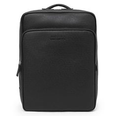 Faux Leather Backpack Business Bag for Men TOPPU 520