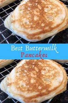 Best Buttermilk Pancakes #Best #Buttermilk #Pancakes