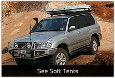 James Baroud USA // Outdoor Adventure Roof Top Tents for Jeeps, Trucks and SUV's!
