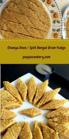 Now since Christmas is coming up, I thought of preparing this lovely sweet called, Channa doce or doss . This is Goan Christmas Delicacy, prepared in almost all the Christian houses. Very simple to prepare, only you require little bit patience for it beca